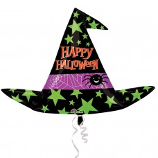 S/Shape:Halloween Witch Hat