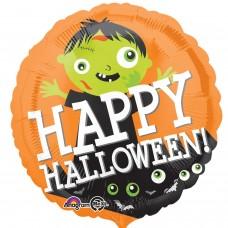 SD-C:Happy Halloween Zombie