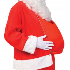 Santa Belly Adult Std