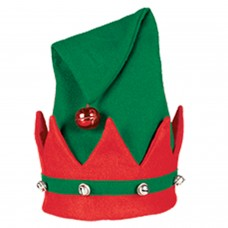Elf Hat w/bells