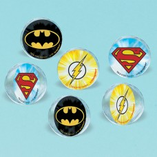 BOUNCE BALLS JUSTICE LEAGUE