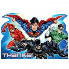 PSTCD THANK YOU JUSTICE LEAGUE