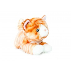 Luv to Cuddle Orange Tabby Cat 11In