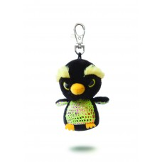 Macaronee Penguin Mini Key Clip 3In