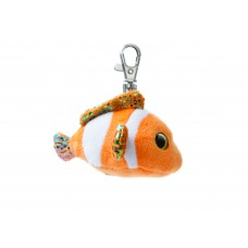 Clownee Clown Fish Mini Key Clip3In