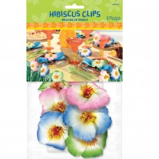 HIBISCUS CLIPS