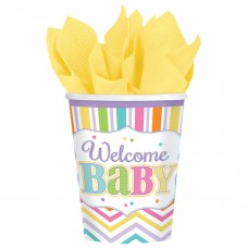 CUP 9 OZ MD CT BABY BRIGHTS