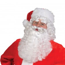 Santa Claus Wig and Beard Set Adult Std