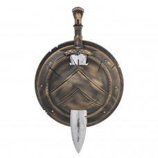 Spartan Shield & Sword