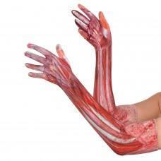 Bloody Gloves