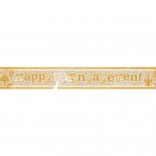 Banner 2.7m Holog H Engagement