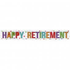 Banner 2.7m Holog Retirement