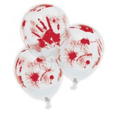 BALLOON: pk6 27.5  Bloody Hand