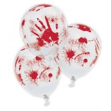 BALLOON: pk6 27.5  Bloody Hand