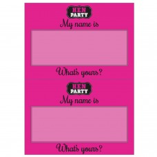 Hen Party - Name Tags