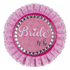Hen Party - Deluxe Badge