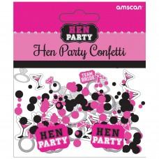 Hen Party - Confetti Team Bride