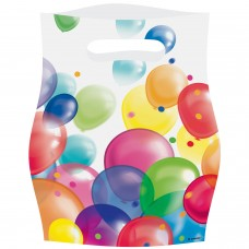 BALLOON LOOTBAGS 8PK