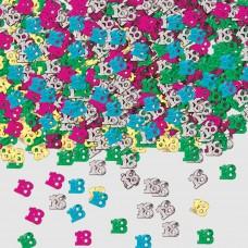 Confetti num 18 mul 14g met