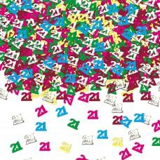 Confetti num 21 mul 14g met