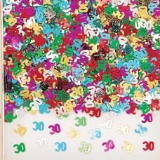 Confetti num 30 mul 14g met