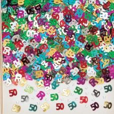 Confetti num 50 mul 14g met