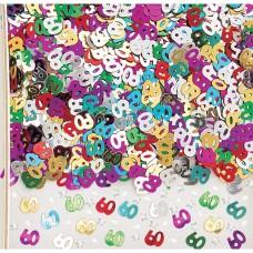 Confetti num 60 mul 14g met