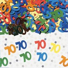 Confetti num 70 mul 14g met