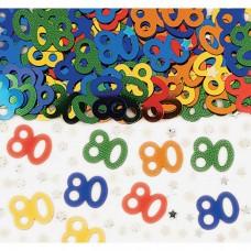 Confetti num 80 mul 14g met