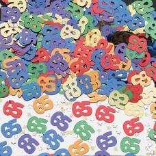 Confetti num 65 mul 14g met