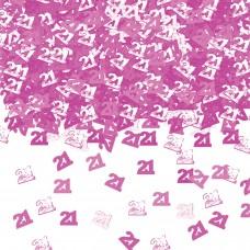 Confetti num 21 PINK 14g met