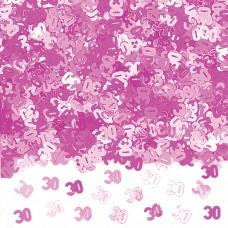 Confetti num 30 PINK 14g met