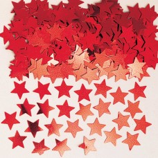 Confetti Stardust red 14g met