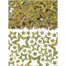 Confetti Star Shimmer gold 14g