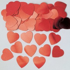 Confetti jmb Heart red 14g met