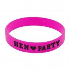 Hen Party - Rubber Bracelets