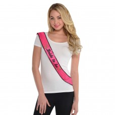 Hen Party - Sequin Sash - Bride
