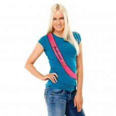 Hen Party - Sequin Sash - Bridesmaid