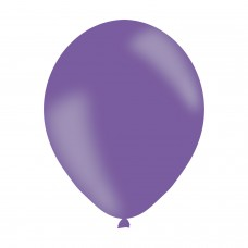 BALLOON pk10 27cm Purple