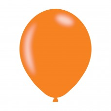 BALLOON pk10 27cm Met Orange