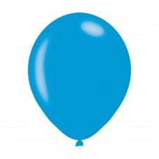 BALLOON pk10 27cm Met Blue