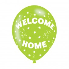 BALLOON  pk6 27cm WelcHome