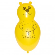 BALLOON pk4 Bear shaped