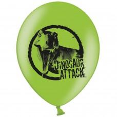 BALLOON: 6pk Dino Attack 4s