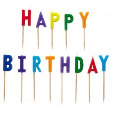 13 Candles pick Happy Birthday