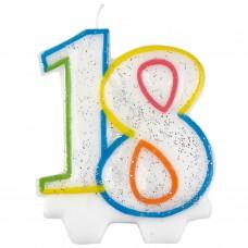 Candle num. 18 milestone
