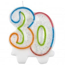 Candle num. 30 milestone