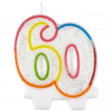 Candle num. 60 milestone