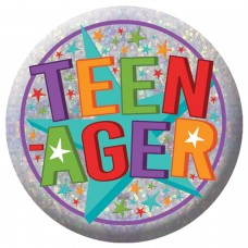 Badge Sml HoloG Teenager
