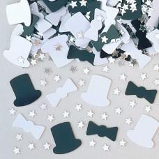 Confetti Top Hat 14g met